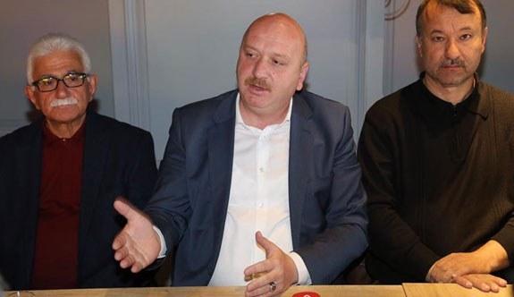 Milletvekili Metin Gündoğdu, Stk'larla Bir Araya Geldi