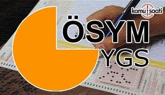 Türkiye'nin YGS'de en başarılı liselerinin listesi