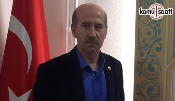Sarraf Davası, Türk Devletini suçlu göstermek için kurgulanmış siyasi bir davadır