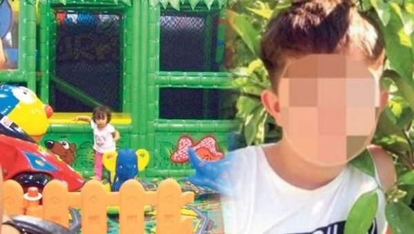 3 yaşındaki çocuğa asit atan kişi, eniştesi çıktı