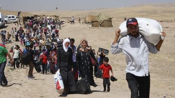 700 sığınmacı kayıp