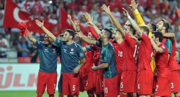 A Milli Futbol Takımımız İzlanda maçına hazır