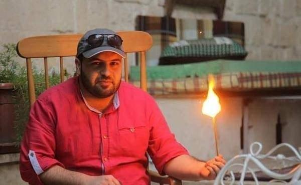 AA Muhabiri, Halep saldırısında hayatını kaybetti