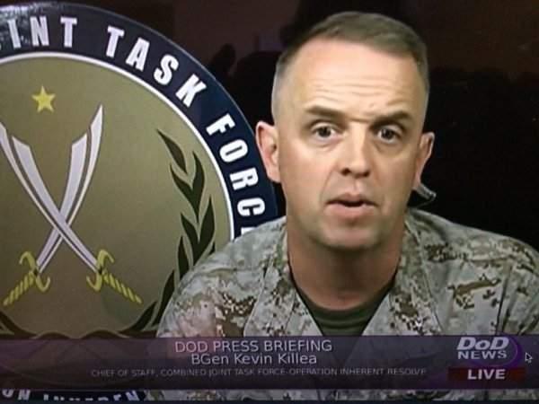 ABD'li Komutan Türkiye'den Memnun