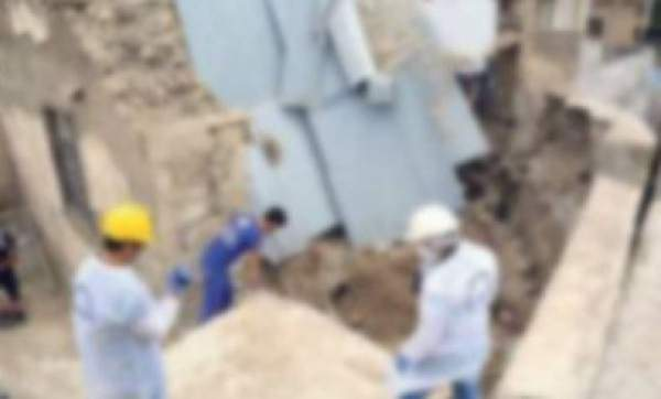 Adıyaman'da evin çatısı çöktü, 1 çocuk hayatını kaybetti