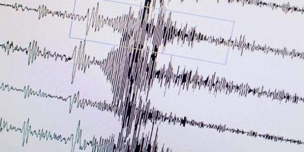 Afganistan'da deprem!