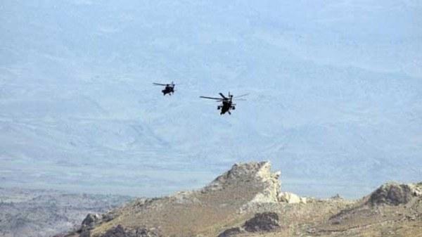 Ağrı Dağı'nda PKK mağarası ele geçirildi
