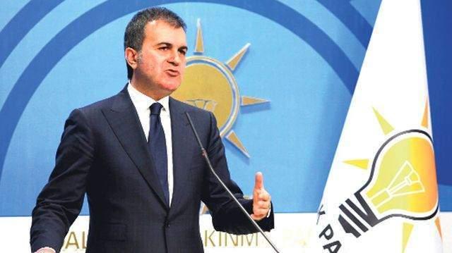 AK Parti Sözcüsü Ömer Çelik çözüm süreci konusunda açıklamalarda bulundu