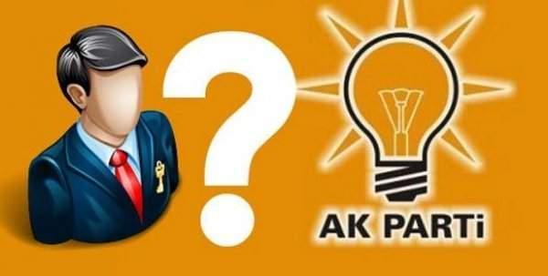 AK Parti'den 3 Dönemlik 24 Aday