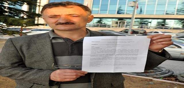 AK Partili üye, Fuat Avni hakkında suç duyurusunda bulundu
