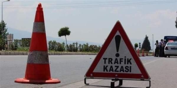 Aksaray'da öğrenci servisi kazası