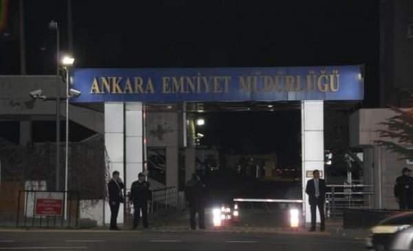 Ankara Emniyeti'nde Atamalar