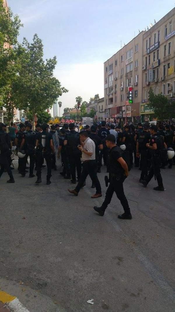 Ankara protestoları devam ediyor