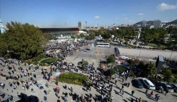 Ankara'daki terör saldırısı bombacılarının kamera görüntüleri yayınlandı