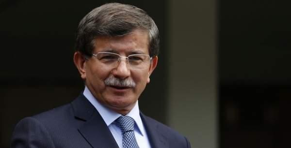 Başbakan Ahmet Davutuoğlu, STK temsilcilerine hitap etti