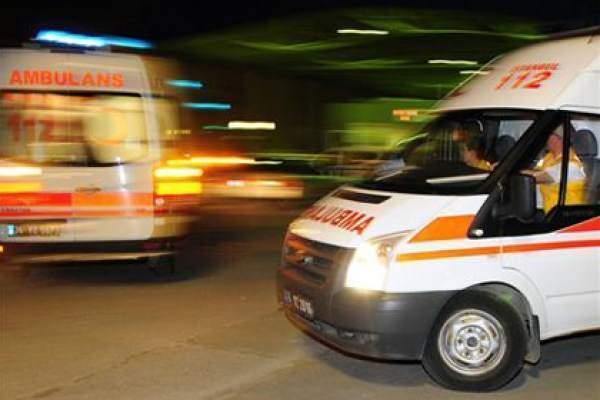 Başbakanın konvoyunda kaza: 25 polis yaralandı