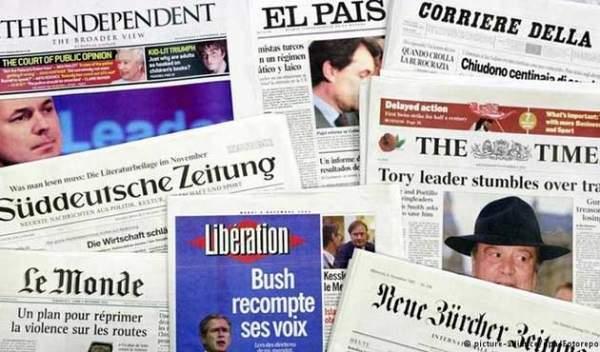 Batı basınında Türkiye korosu