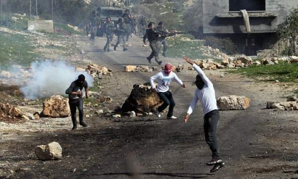 Batı Şeria'da kan durmuyor: 1 Filistinli sivil hayatını kaybetti