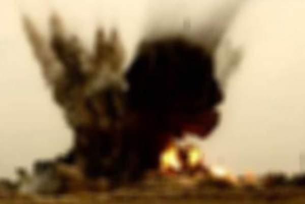 Batman'da yola döşenmiş 100 kiloluk patlayıcı imha edildi