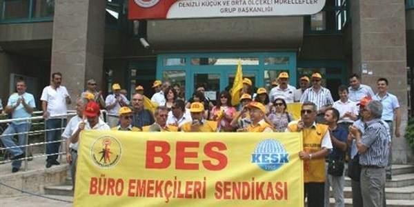 BES Gelir İdaresi'nin fazla mesai kurallarına dava açtı