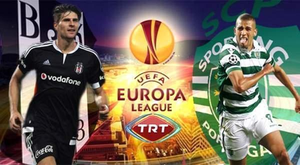 Beşiktaş – Sporting Lizbon maçı hangi kanalda, saat kaçta?