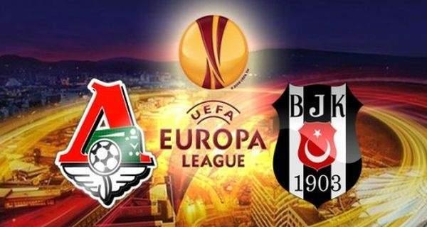 Beşiktaş Rusya'da 1 puan ile yetindi