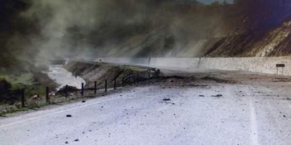Bitlis\'te yola döşenen patlayıcılar imha edildi