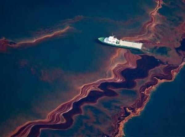 BP'ye 20 milyar dolarlık rekor ceza