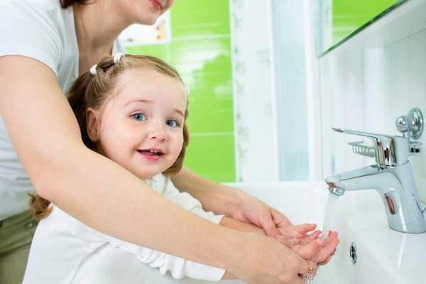 Çocuklarınıza el yıkama alışkanlığı kazandırın