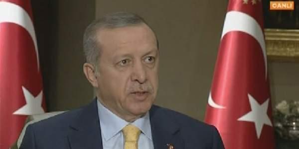 Cumhurbaşkanı Erdoğan PYD'yi uyardı