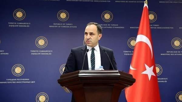 Dışişleri'nden Ruslara Türkiye'de görüşme daveti