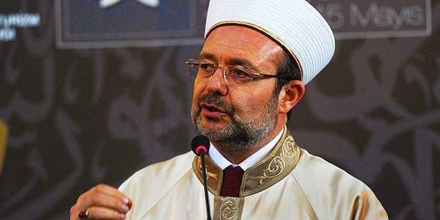 Diyanet İşleri Başkanı Mehmet Görmez: 24 saat Kuran-ı Kerim basılacak