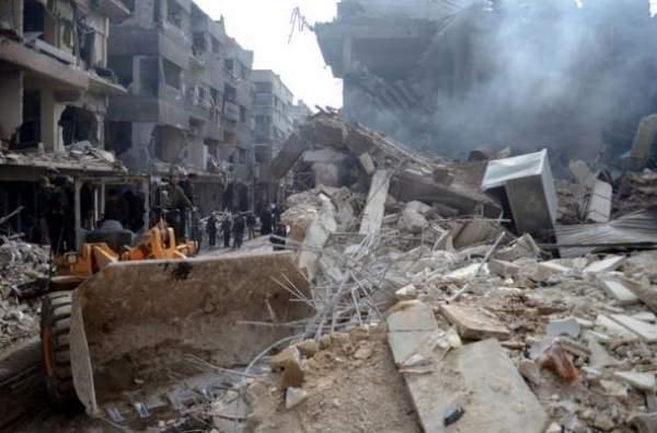 Eset güçleri yine vurdu: 47 ölü, 100 yaralı