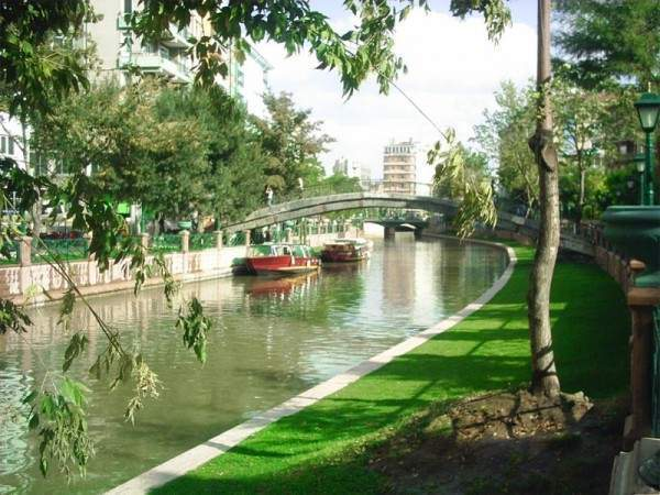 Eskişehir Porsuk gondol gezisinden 30 bin kişi yararlandı
