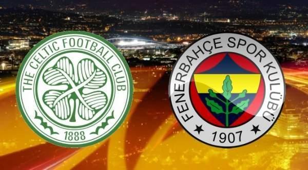 Fenerbahçe Celtic ile Berabere Kaldı