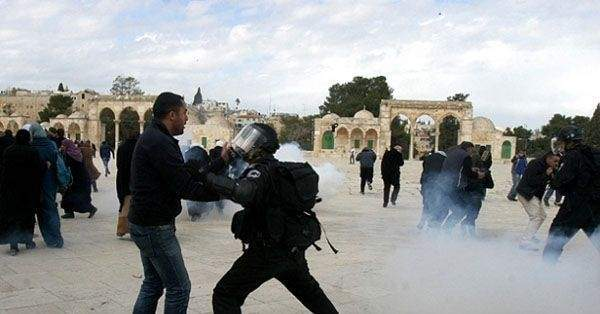 Fransa'nın Mescid-i Aksa önerisine Netanyahu'dan ret