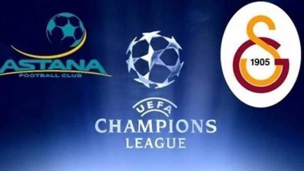 Galatasaray Kazakistan'da 1 Puan ile Yetindi