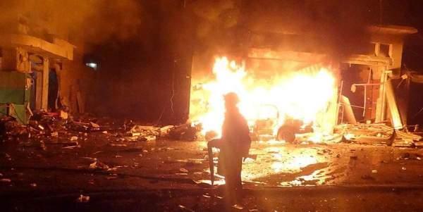 Halep'te bomba yüklü araç patladı: 20 kişi hayatını kaybetti
