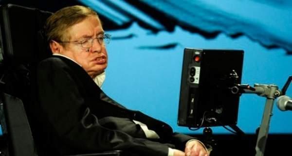 Hawking'ten İlginç Olasılıklar