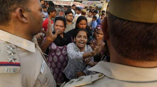 Hindistan'da bebeklere tecavüz edildi