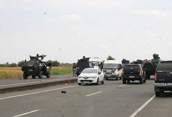 Iğdır'da Polis Minibüsüne Saldırı '10 Polisimiz Şehit'