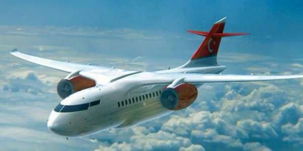 İlk Yerli Yolcu Uçağı İçin Temel Kasım Ayında Atılıyor
