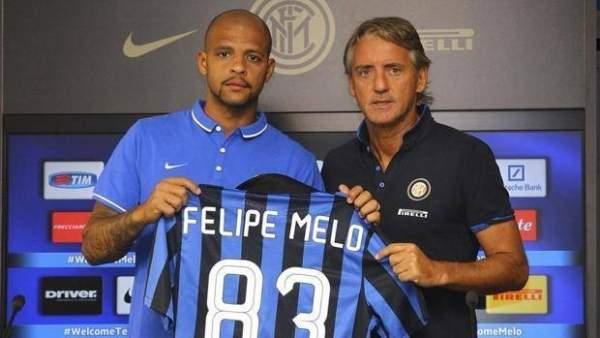 Inter Melo'nun Golü ile Güldü