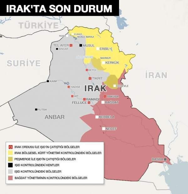 Irak'ta Derin Yoksulluk