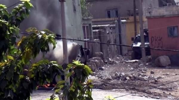 IŞİD baskını 2 polis şehit
