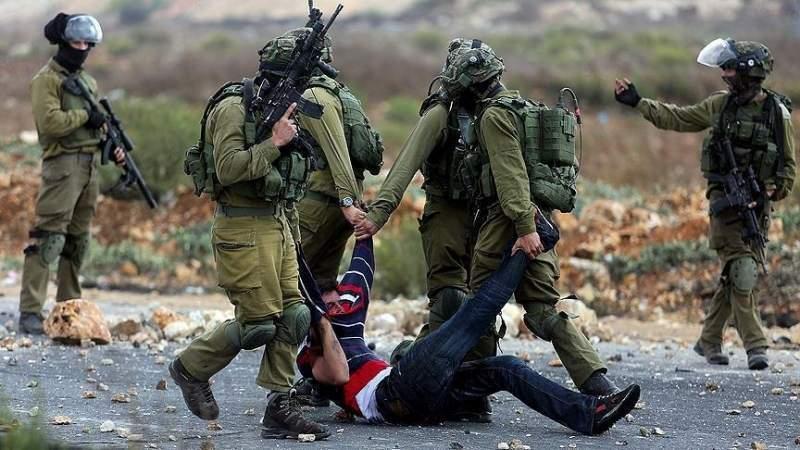 İsrail 50 Filistinliyi rehin aldı