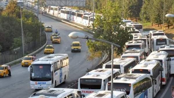 İstanbul Otogarı İçin Bayram Sonu Çilesi Başladı