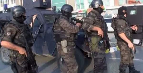 İstanbul'da DAEŞ'e yönelik operasyonlar: 12 gözaltı
