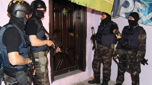 İstanbul'da IŞİD operasyonları