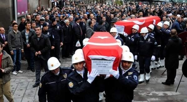 Kara Gün: 19 Polis Şehit